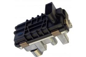 Actuateur / Remplacement du kit mécanique