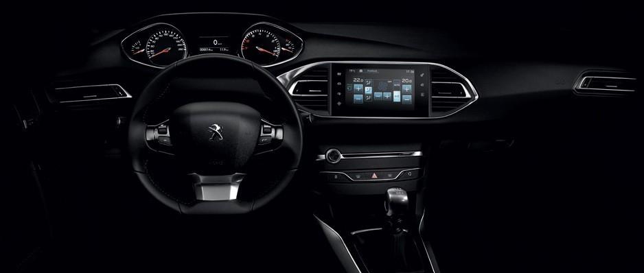 Intérieur Peugeot
